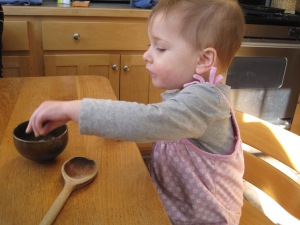 Baking with Sarah